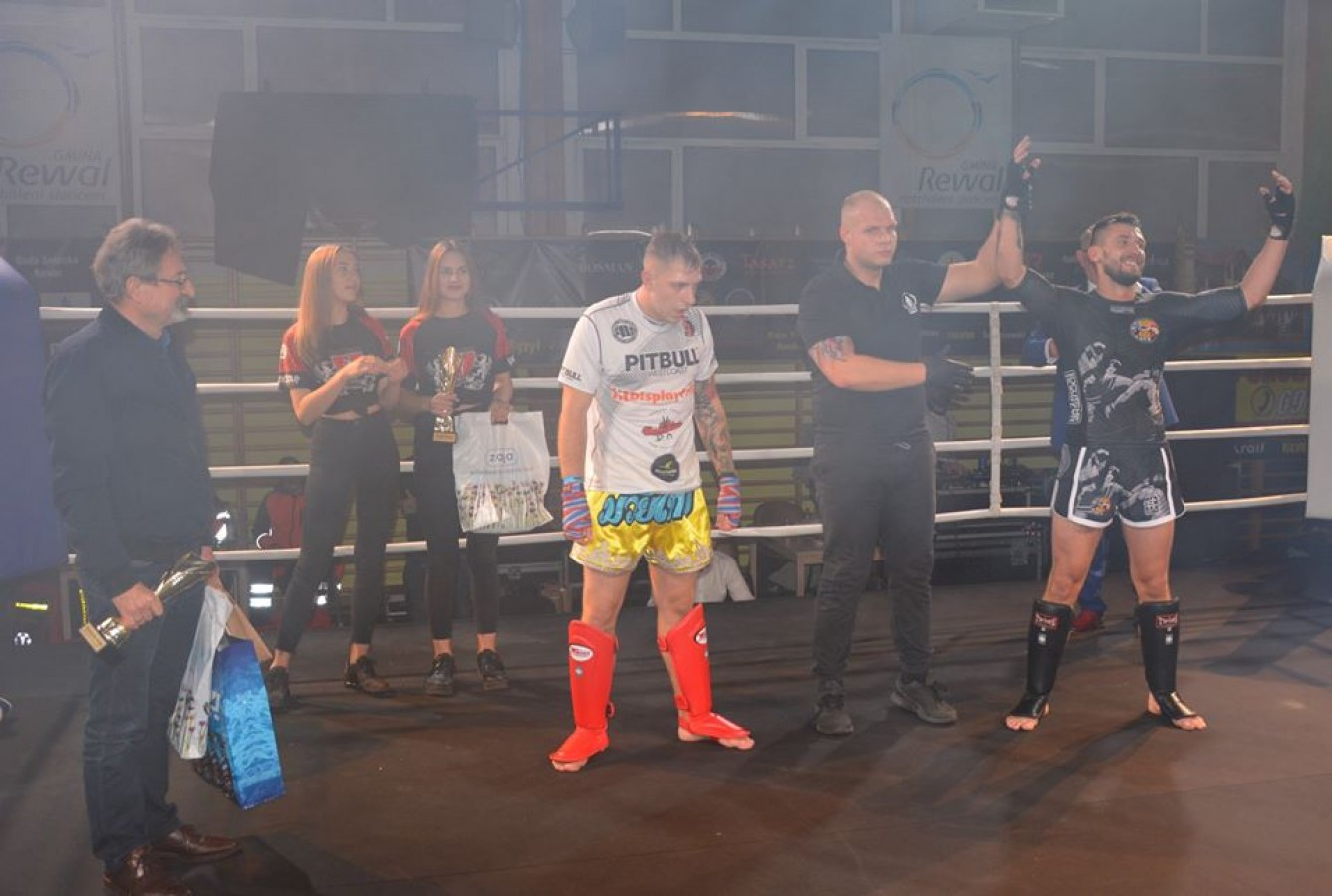 MTF 2 - Muay Thai Fight w Rewalu za nami