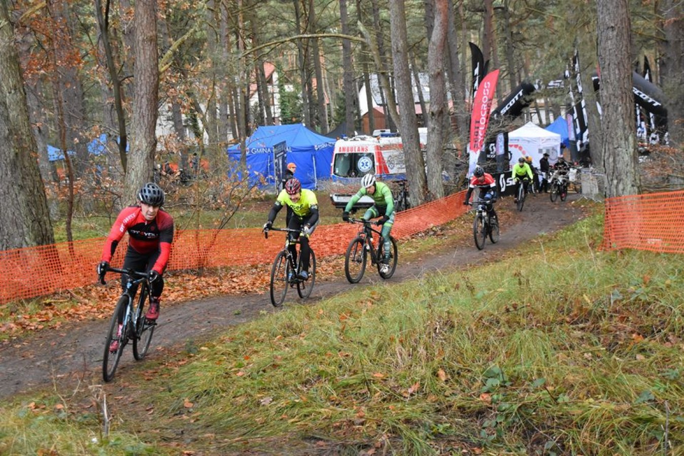 SCOTT Cyclocross Challenge 2019/20 w Pogorzelicy